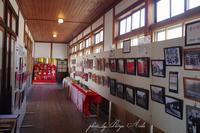 展示場は元小学校 - Ryu Aida's Photo