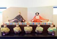 木彫り彩色雛 麿コレクション展 最終日です - 坂日和