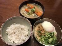 今日の健康朝メシ! - よく飲むオバチャン☆本日のメニュー