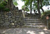 日本最古の現存天守、丸岡城を訪ねて。その3<本丸> - 坂の上のサインボード