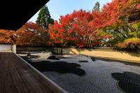 京の紅葉2018秋色の龍吟庵(東福寺塔頭) - 花景色-K.W.C. PhotoBlog