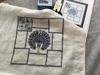 Linen and Threads Mystery Sampler ⑦ - いとの色