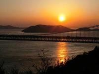 倉敷、鷲羽山からの夕日と野鳥~旅行記 - My favorite ~Diary 3~