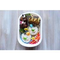 にっこり弁当 - cuisine18 晴れのち晴れ