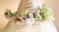 Wedding Flower Wreath - Bouquets_ryoko