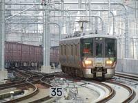富山駅在来線高架化完了 - タビノイロドリ