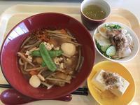 けんちんうどん(社食の健康ランチ) - よく飲むオバチャン☆本日のメニュー