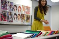 本日の「素敵だCOLOR」は、「春のパーソナルカラーセミナー」 - 色彩コンサルタント 松本千早のブログ REAL COLOR DREAM