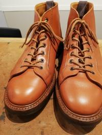 【Danner】タフな男にもキズ補修、承ります - Shoe Care & Shoe Order 「FANS.浅草本店」M.Mowbray Shop