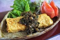 ■季節の朝おかず【蕗の薹みそのっけヨーグルト入り卵焼き】 - 「料理と趣味の部屋」