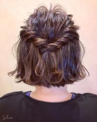 TRILL/HAIRさんに、掲載して頂きました♪ - 君津市 南子安の美容室  La Face   ✯   ラフェイス のブログ