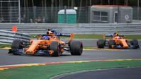 【ベルギーGP 回顧】マクラーレン決勝レポート - F1-MGT.com