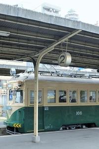路面電車のはしる街~おもいで町電停~ - ちょっくら、そのへんまで。な日常。