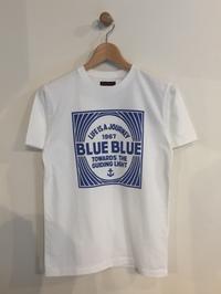 BLUE BLUE / BLUEBLUE BOX ショートスリーブTEE - Safari ブログ