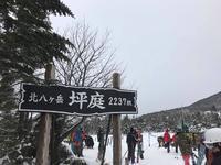 七賢蔵開きと八ヶ岳スノーハイキング(後編:ハイクの部) byおんせん - [YOC]山おやじブログ