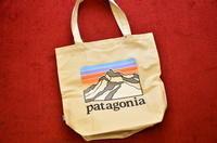 patagoniaのトートバック。 - DAKOTAのオーナー日記「ノリログ」