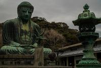 鎌倉~高徳院 - 鏡花水月