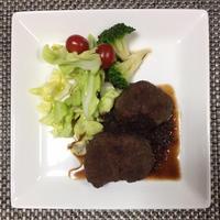 フェルメール時代のひき肉ローストを試作しました。オランダの伝統料理は、肉のカルパッチョです。肉を食べる人々です。 - おひとりさまの「夕ごはん」