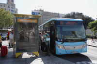 アシアナ航空バルセロナ就航記念のビジネスクラスで バルセロナー仁川ー成田OZ512とOZ1022018年9月 バルセロナの旅(16) - ピンホール写真 と 旅の記憶 Pinhole Photography