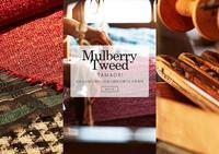 ~Mulberry Tweed TAMAORI~ウェブサイト公開のお知らせ♪ - 八巻多鶴子が贈る 華麗なるジュエリー・デイズ