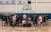 INDOOR JFB (Mar.31) - ニューヨーク日本人バスケットボールチーム 「JFB」