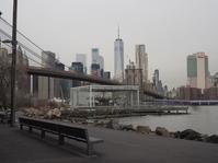 ニューヨーク2日目 ブルックリンブリッジ - グリママの花日記