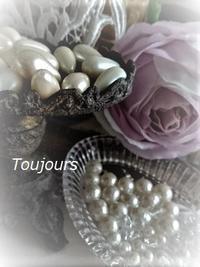 パールシリーズ - Bijoux  du  Bonheur ~ビジュー ドゥ ボヌール~