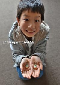 サプライズプレゼント - nyaokoさんちの家族時間