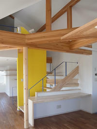 スケルトン階段の魅力 - 自 然&建 築  Design BLOG