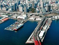 神戸港埋め立てフェリーやクルーズ船受け入れ強化 - 船が好きなんです.com