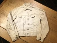 60's Lee 100-J Westerner jacket w/ embroidery - BUTTON UP clothing