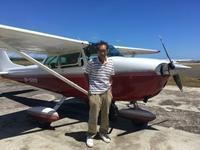 久しぶりのキッズパイロット - ENJOY FLYING ~ セブの空