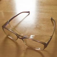 花粉プロテクト眼鏡 - 編み好き@amiami通信