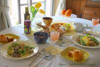 ミモザ色の食卓へようこそ - 暮らしを紡ぐ