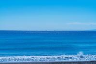 茅ヶ崎海岸に海を見に行ってきました - エーデルワイスPhoto