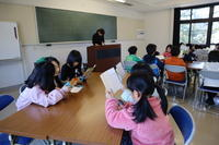 春の足音放課後子ども教室① - 萩セミナーハウスBLOG