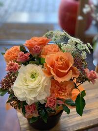 サボテンの花 - ルーシュの花仕事