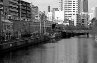 河畔(その7) - そぞろ歩きの記憶