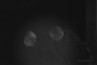 お先に…(暗くて見にくい一枚ですが…) @ 1268回修二会 - 東大寺が大好き