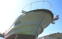 スタビライザー(減揺装置)発注 - 五島列島 遊漁船 MANA 釣果情報 ヒラマサ キャスティング ジギング