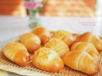 休日のお昼にパン - haruironokaze*