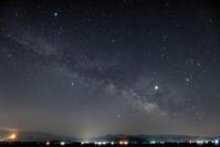 春の銀河 - デジタルで見ていた風景