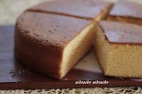 バターケーキと食パン - 今が一番