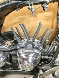 TC ー 88 エンジンの異音エンジン組み立て! - ウエスティー、味な店、ハーレー日記