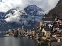 2019年3月ハルシュタットの雪景色! - ザルツブログ ザルツブルク在住者による、グルメ・文化・旅行の贅沢写真日記