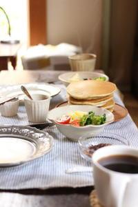 休日の朝ごはんと、SL北びわこ号 - キラキラのある日々