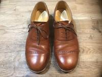 定期的なお手入れが必要 - Shoe Care & Shoe Order 「FANS.浅草本店」M.Mowbray Shop