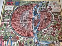 パリの古地図 ◆ by ロン@フランス - BAYSWATER