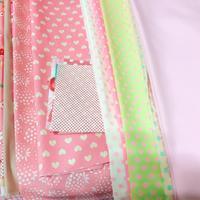 ピンクのパターンに悩む - orucco