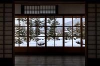 雪の京都実光院雪景色 - 花景色-K.W.C. PhotoBlog